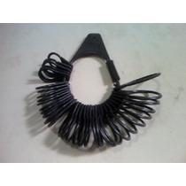 Aneis * Aneleira Em Plástico Reforçado * Frete R$5,00