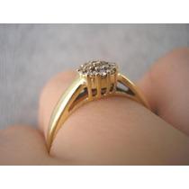 Ivi1388 = Chuveirinho O.amarelo 18k ! Diamantes !