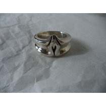 Anel Masculino Em Prata 925 - Aro 27 - Peça Unica