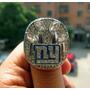 Anel Super Bowl Xlvi 46 Ny Giants Nfl 2011 Peyton Manning