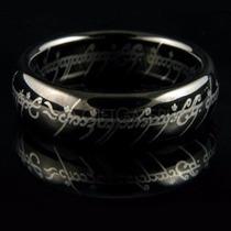 O Um Anel - Senhor Dos Anéis - Negro