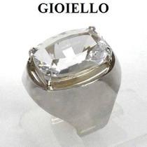 Anel Cristal Quartzo Natural Antique Prata 925 P1127