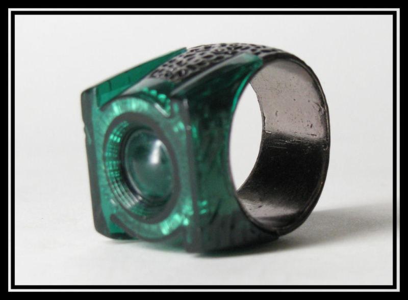 Зелёный фонарь своими руками 639