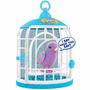 Little Live Pets - Liza Linda + Gaiola - 3566 Dtc