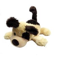 Cachorro Laranja Rola Dá Risada Urso Pelucia