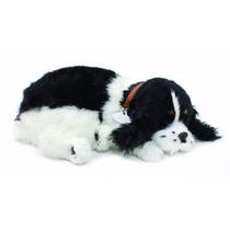 Filhote Cachorro Pelúcia Que Respira Cocker Perfect Petzzz