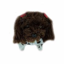 Cachorro De Brinquedo Que Anda E Late - Bolinhas