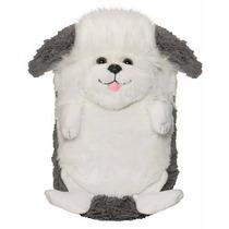 Pet Bolinha Sheep Dog Dtc - Bichinho De Pelucia Cachorrinho