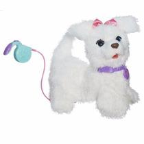 Cachorro Pelúcia - Furreal Gogo Com Brilho - Original Hasbro
