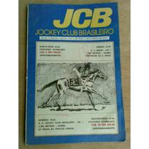 Livro - Jcb Jockey Club Brasileiro. Numero 821 - Ano Xv - 2