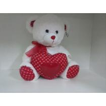 Urso Coração Amor Namorados Bicho Pelúcia