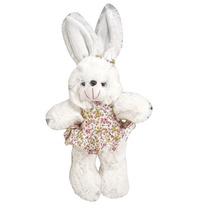 Promoção Coelha Da Páscoa Carol 35cm Em Plush Frete Grátis