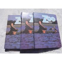 Zoo - Mundo Animal - Onde Vivem Nossos Bichos - 3 Volumes