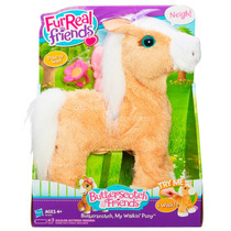 Furreal Friends - Pônei Butterscoth Que Anda - Hasbro