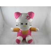 Boneca Hello Kitty De Pano