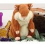 Hamster Chines Falante Repete Tudo Que Falar Brinquedo Enov