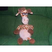 Girafa De Pelucia Musical E Mexe A Cabeça