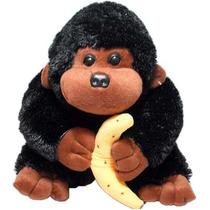Gorila Joy Pelucia Nova Bicho Brinquedo Presente Criança