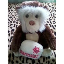 Bicho Urso Mamíferos De Pelúcia Parmalat Macaco