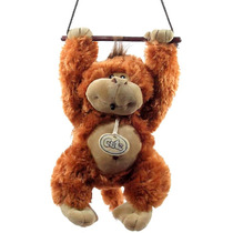Macaco Que Assobia Fiu Fiu Ferrugem Bicho Pelucia