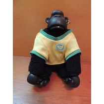 Boneco Gorila Macaco Murphy Estrela Camisa Seleção Futebol