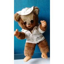 Urso Peposo Anos 80 Brinquedo Antigo Ótimo Estado!
