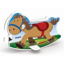 Cavalinho De Brinquedo Balanço Cavalo Fazendinha Não Tóxico