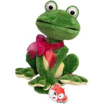 Sapo Do Funk Bicho De Pelucia Presentes Brinquedo Lembrança