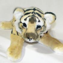 Filhote De Tigre De Pelúcia Safari - 60cm