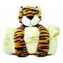Pelúcia Tigre Com Mantinha