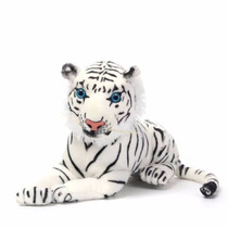 Tigre Branco De Pelucia