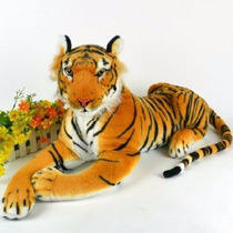Tigre Pelucia - Incriveis 30cm!