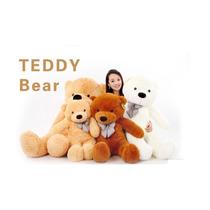 Urso De Pelucia Gigante Teddy Bear 1.00cm ! Frete Gratis