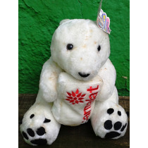 Urso De Pelúcia Da Parmalat - Cód 93