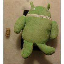 Bicho De Pelucia Android Fofo Grande Nao Urso Celular Iphone