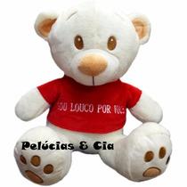 Urso De Pelúcia - Sou Louco Por Você!