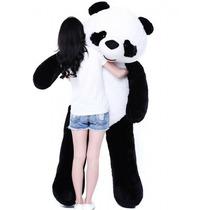 Urso Panda De Pelúcia Gigante 1.20cm Frete Gratis