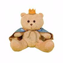 Kit Com 3 Ursinhos Príncipe Nichos Bebê Para Meninos