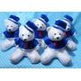 Ursos Marinheiros Kit Com 5 Ursinhos