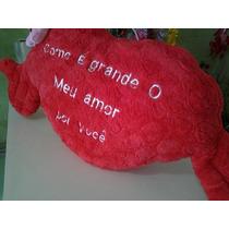 Urso Pelucia Barato Grande Gigante 1 Metro + Brinde, Teddy