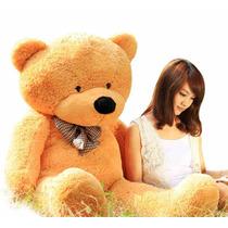 Urso Pelúcia Gigante 2metros Teddy Bear Pronta Entrega