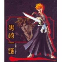 Bleach Set De Gashapon 5 Personagens - Original Bandai
