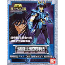 Cavaleiros Do Zodiaco Shiryu Dragao V3 Cloth Myth V3
