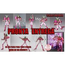 Cloth Myth Ex Shun Andrômeda V2 Galact Nebula Pronta Entrega