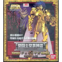 Cavaleiros Do Zodiaco Saga De Gemeos Dourado Cloth Myth