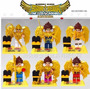 Cloth Myth Cavaleiros Zodiaco Saint Seiya Lost Canvas Lego