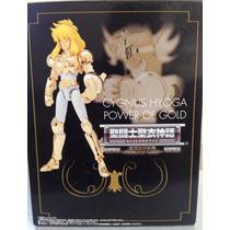 Saint Seiya Cloth Myth Cisne Hyoga V2 Power Of Gold/ Toei