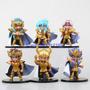 Bonecos Cavaleiros Do Zodiaco - Saint Seiya Action Figure