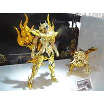 Aiolia De Leão Soul Of Gold Cloth Myth Ex Bandai Aioria
