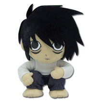 Death Note Pelúcia Original Colecione! 18cms Ge Animation